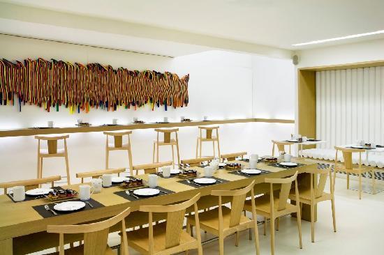 Hotel Denit Barcelona: Hotel Denit Barcelona - Breakfast Room