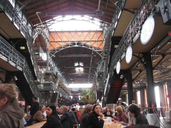 Fish Auction Hall and Market: VISHAL