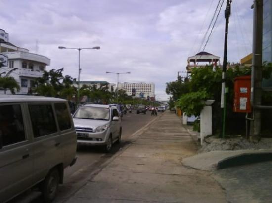 pusat kota tarakan