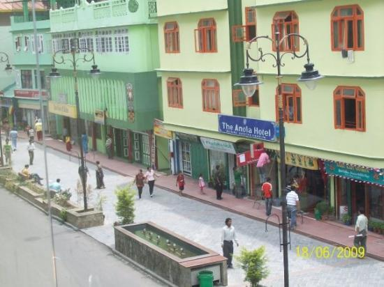 Mg Marg In Gangtok There Is One Everywhere