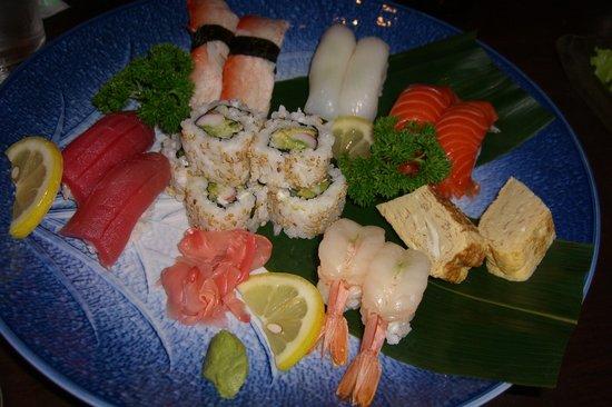 Tanuki Sushi & Sake Bar