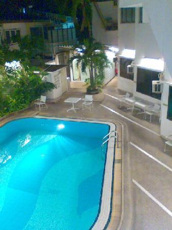 Apex Hotel: polen påhotelet
