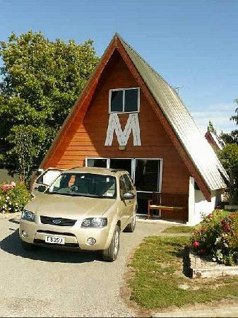 Twizel, New Zealand: Motel Unit
