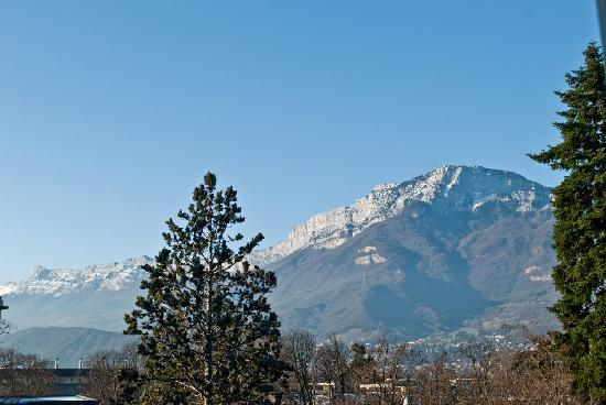Kyriad Grenoble Centre : I took this pic from the room