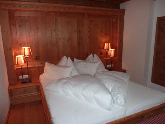 Hotel Alpin Spa Tuxerhof : Schlafzimmer