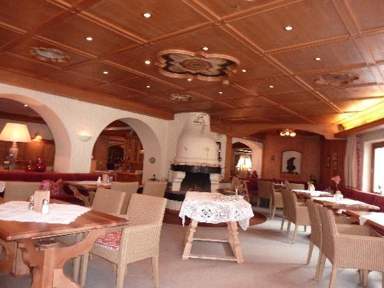 Hotel Alpin Spa Tuxerhof: Hotelrestaurant