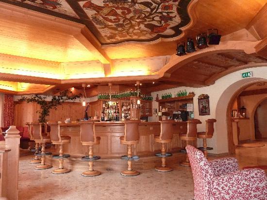 Hotel Alpin Spa Tuxerhof : Hotelbar
