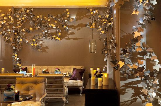 Hotel Les Jardins de la Villa & Spa: Jardin d'hiver