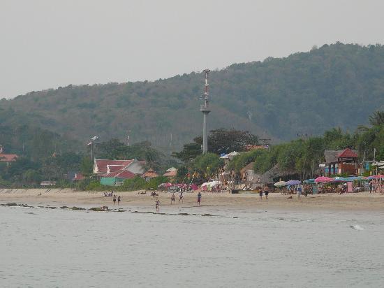 Lanta Nice Beach Resort: Klong Hin Beach