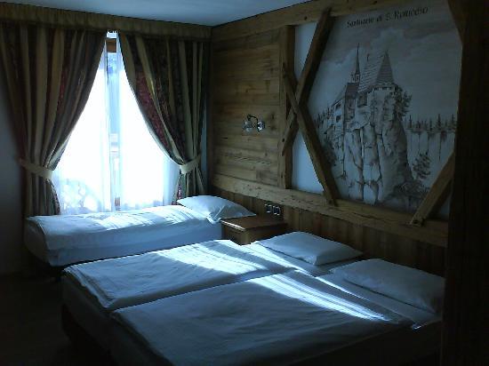 Вермиглио, Италия: Stanza Bauer suite