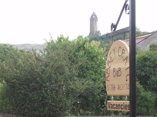 Abbeycraig Bed And Breakfast Stirling Scotland