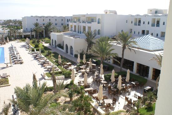 Radisson Blu Ulysse Resort & Thalasso Djerba: Nochmal Hotel