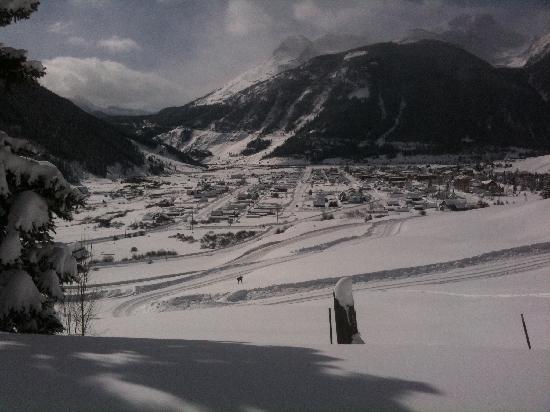 Teller House: Silverton in the Winter
