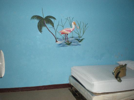 Hostel Sonati Leon: Inside the triple with private bath
