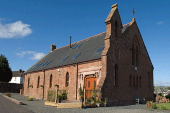 Muirkirk, UK: The Old Church B&B