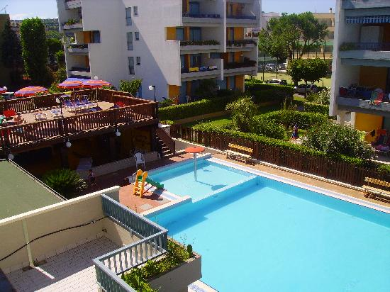 Hotel Club La Villa: La piscina