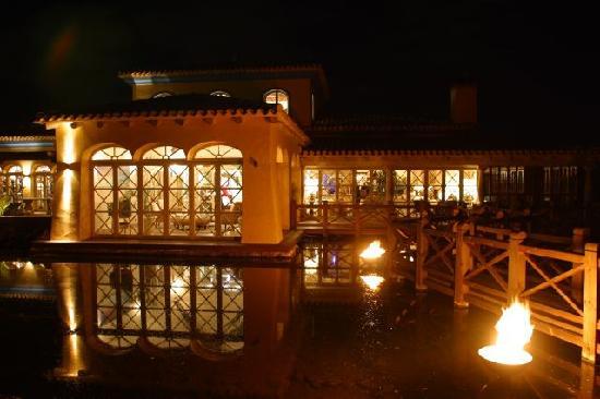 El Torrente Restaurant - Fine Dining@DS