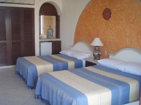 Villa las Brisas: Hotel Room