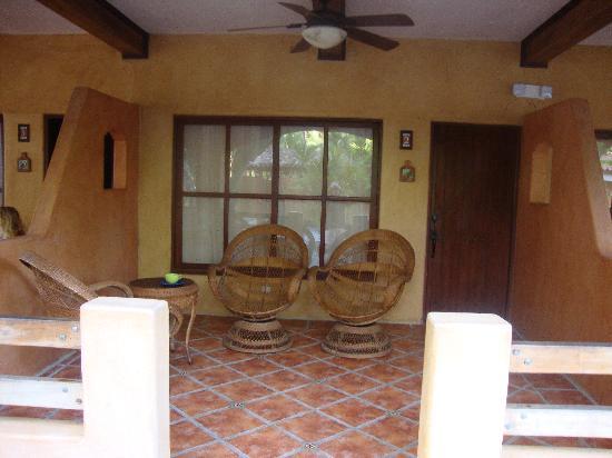 Hotel Playa Westfalia: Relaxing personal sitting area