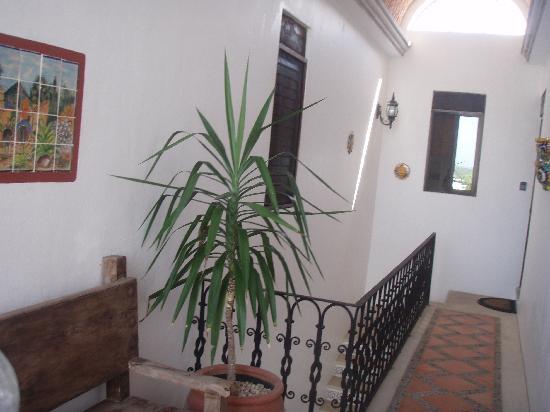 Villa las Brisas: Inside Terrace
