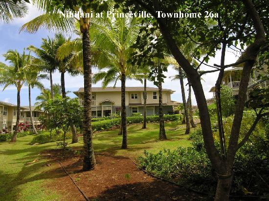 Nihilani at Princeville Townhome & Grounds