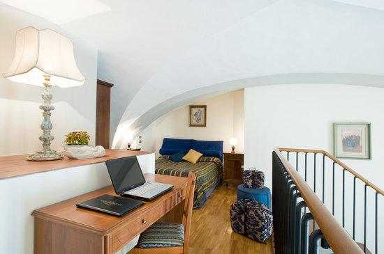 Residence La Contessina: Appartamento Deluxe