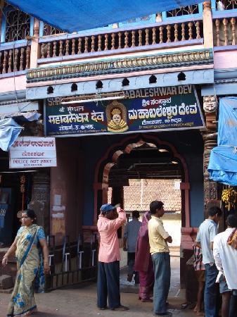 Mahabaleswara Temple , Gokarna,