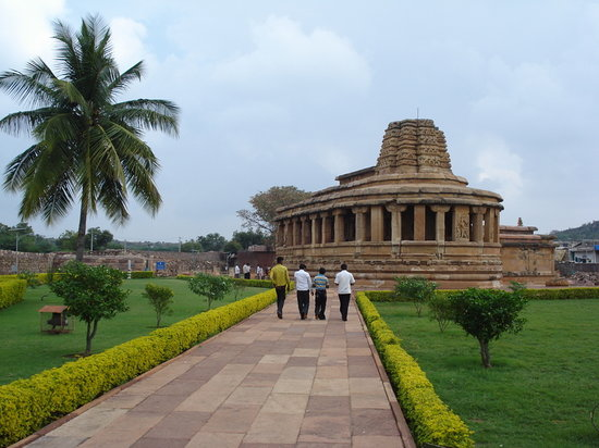 Karnataka, India: Aihole