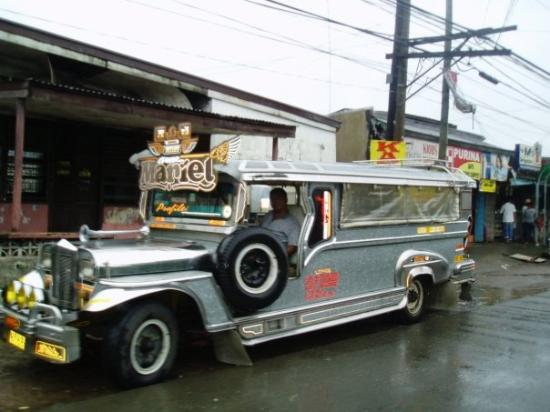 Muntinlupa, Philippines: Jeepney in Manila Philippines