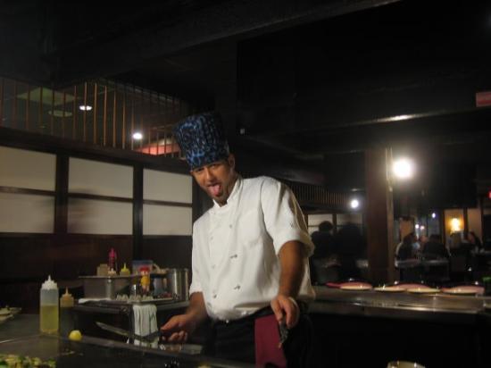 Yamato Steak House of Japan : Yamato's Chef