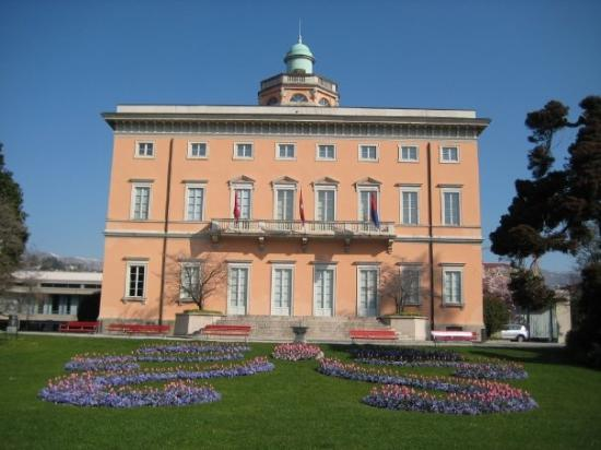 Parco Civico: In the Park