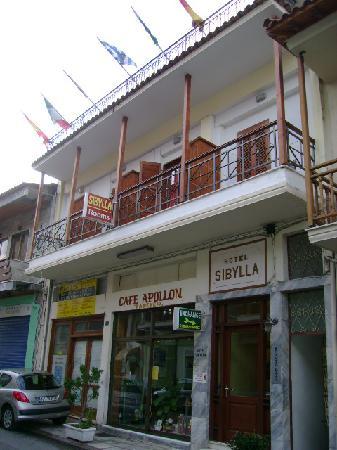 Sibylla Hotel: コメントを入力してください (必須)