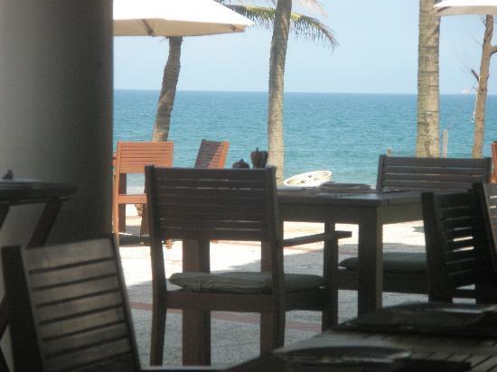 Palm Garden Beach Resort & Spa: view from restaurant