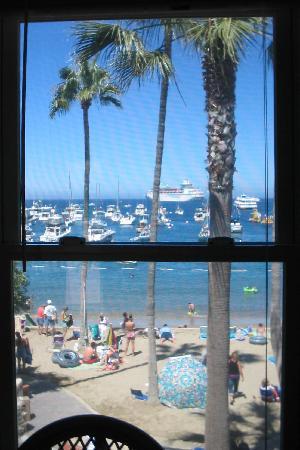 Hotel Mac Rae: Ocean View Room