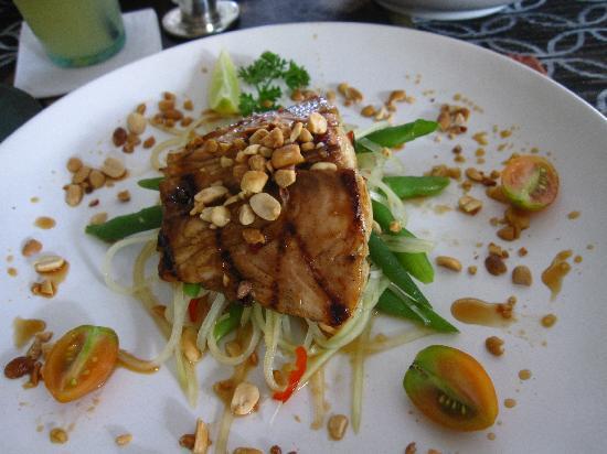Ary's Warung: fish