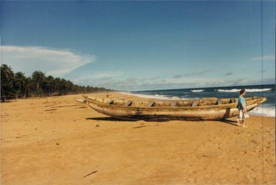 Beach near Lagos