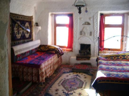 Göreme, Turquie : 洞穴住家內部