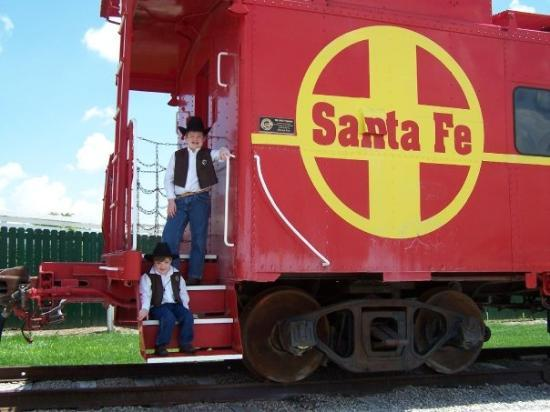 Dodge City, KS: My cowboys