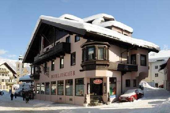 St Johann in Tirol, Østerrike: Hotel Fischer Winter