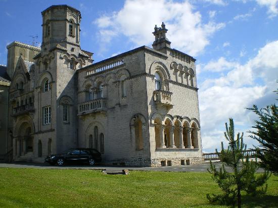 Saint-Palais-sur-Mer, Frankrig: Das Hotel