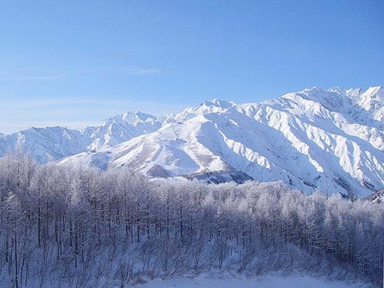 ฮากุบะ-มูระ, ญี่ปุ่น: 景色が最高!!
