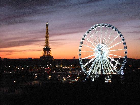 The Westin Paris - Vendome: Room with a view!