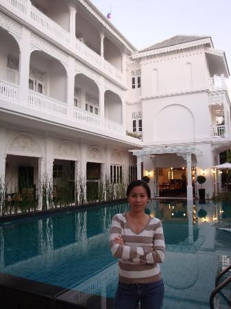 Ping Nakara Boutique Hotel & Spa: Look like my home. :)