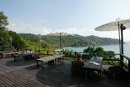 Blue Heaven Resort: Restaurant in the morning