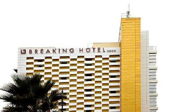 Breaking Business Hotel : All'arrivo