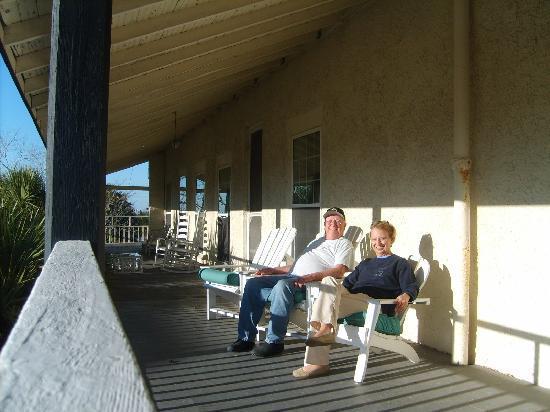 Island Hotel & Restaurant: relaxing