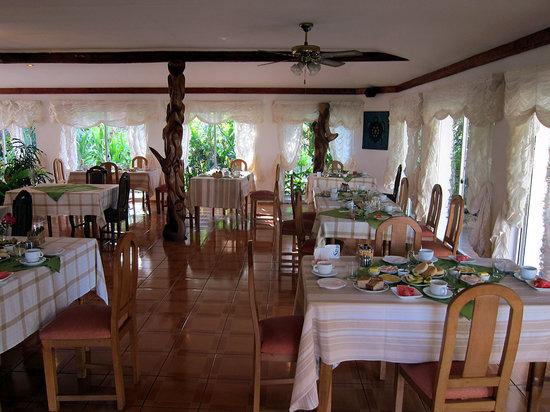 Hotel Gomero: Hotel restaurant