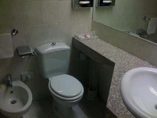 UNAWAY Hotel Bologna Fiera : Bagno