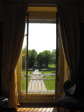 Baccon, Frankreich: vue de la chambre