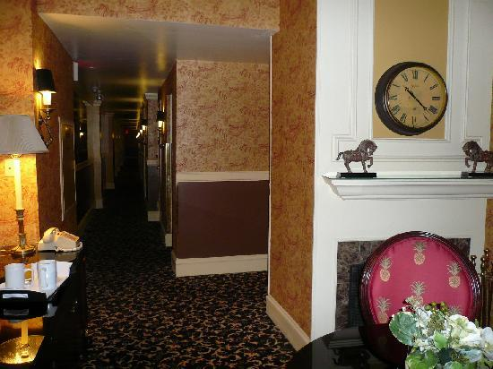 The Inn at Union Square : hotel ailes